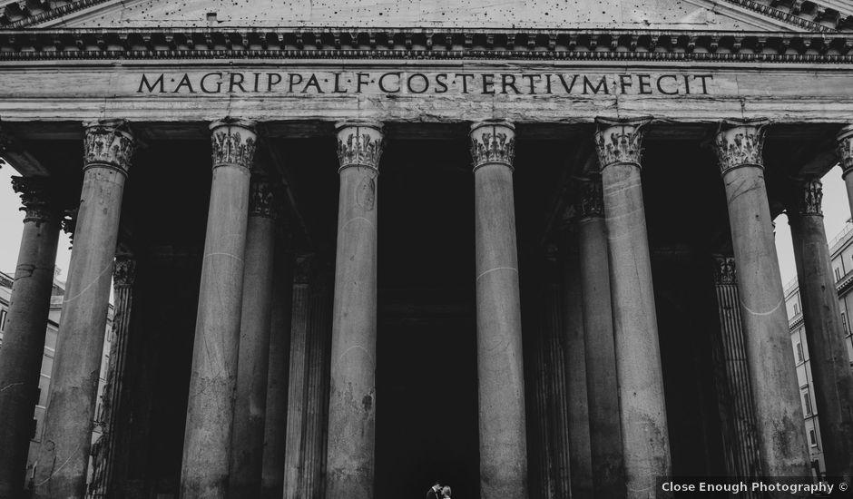 Il matrimonio di Andrea e Giorgia a Roma, Roma