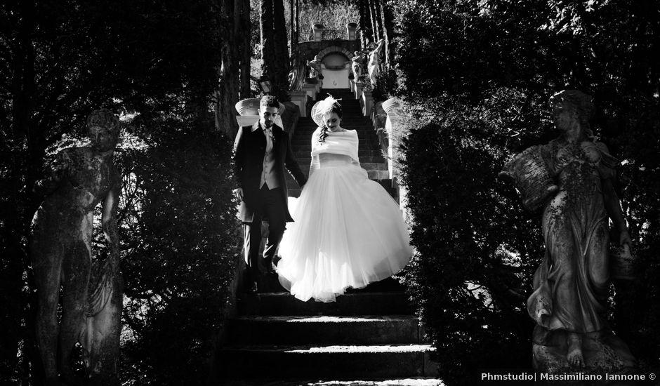 Il matrimonio di Miriam e Paolo a Mercato San Severino, Salerno