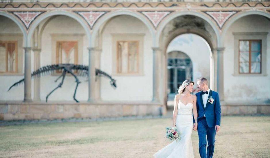 Il matrimonio di Antonio e Valentina a Pisa, Pisa