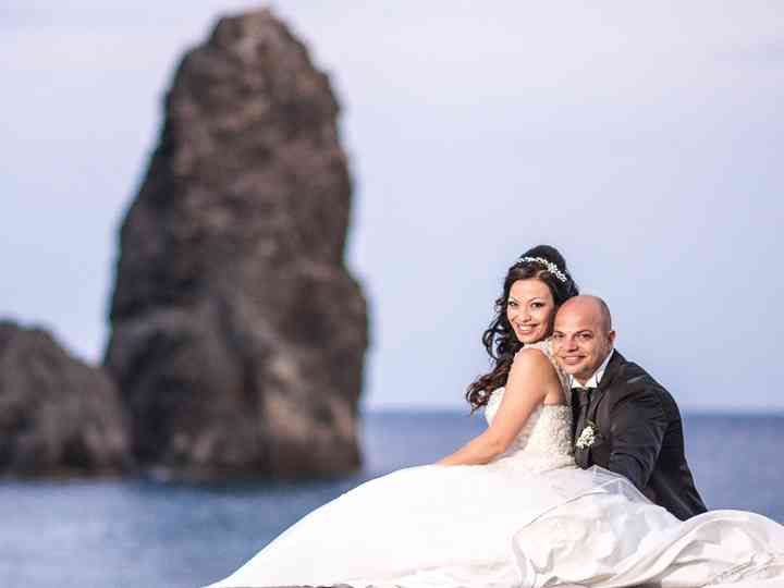 Le nozze di Genny e Domenico