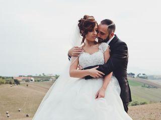Le nozze di Giordano e Francesca