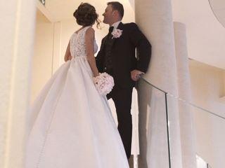 Le nozze di Minja e Redis