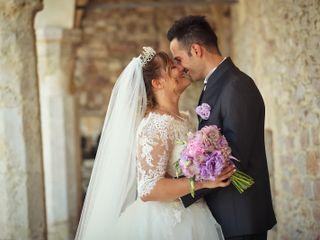 Le nozze di Ylenia e Admir