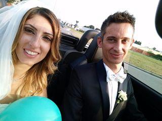 Le nozze di Alessandra e Lorenzo