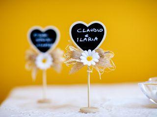 Le nozze di Claudio e Ilaria 1