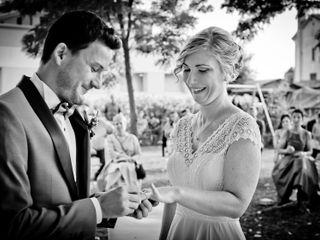 Le nozze di Camille e Matteo