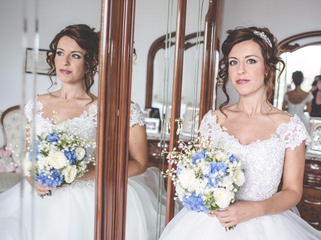 Il matrimonio di Francesca e Giordano a Pescara, Pescara 13