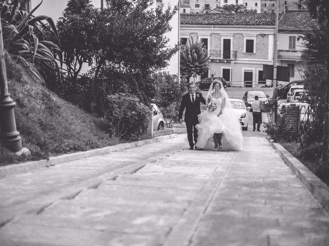 Il matrimonio di Francesca e Giordano a Pescara, Pescara 15