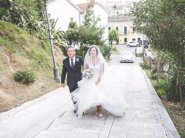 Il matrimonio di Francesca e Giordano a Pescara, Pescara 16
