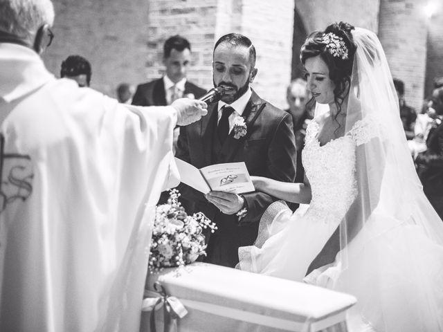 Il matrimonio di Francesca e Giordano a Pescara, Pescara 17