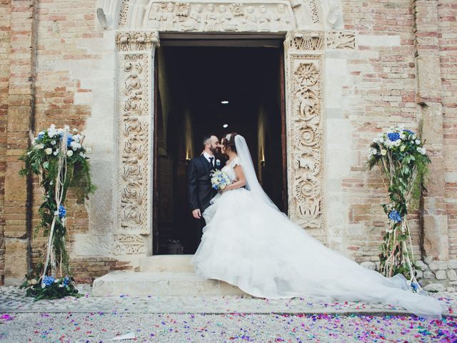 Il matrimonio di Francesca e Giordano a Pescara, Pescara 18