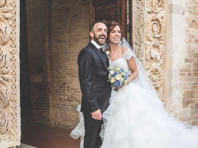 Il matrimonio di Francesca e Giordano a Pescara, Pescara 1