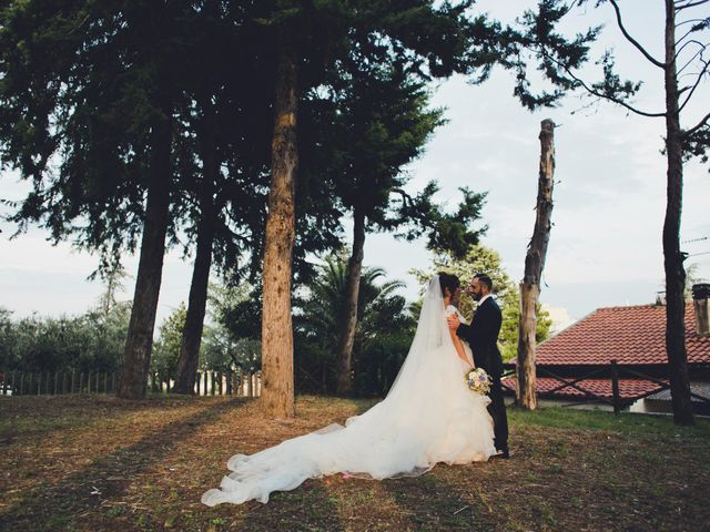 Il matrimonio di Francesca e Giordano a Pescara, Pescara 19