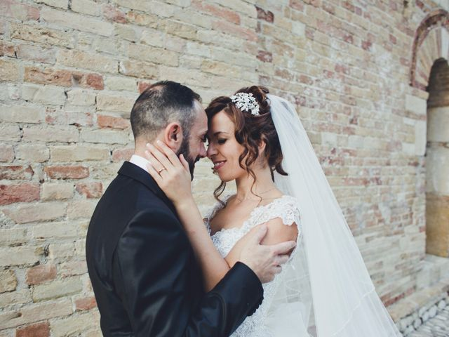 Il matrimonio di Francesca e Giordano a Pescara, Pescara 20