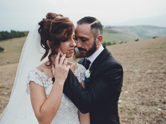 Il matrimonio di Francesca e Giordano a Pescara, Pescara 21
