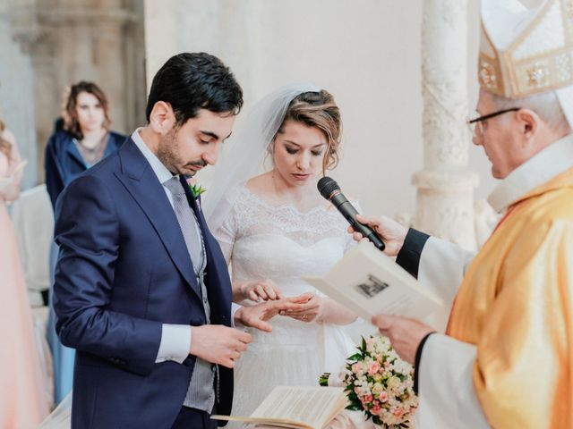Il matrimonio di Andrea e Virginia a Manoppello, Pescara 32