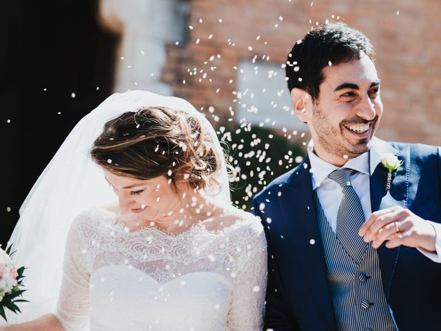 Il matrimonio di Andrea e Virginia a Manoppello, Pescara 34