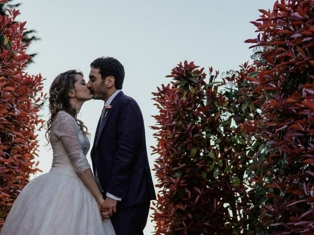 Il matrimonio di Andrea e Virginia a Manoppello, Pescara 49