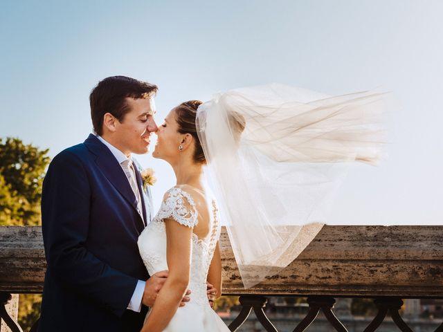 Le nozze di Lucilla e Edoardo