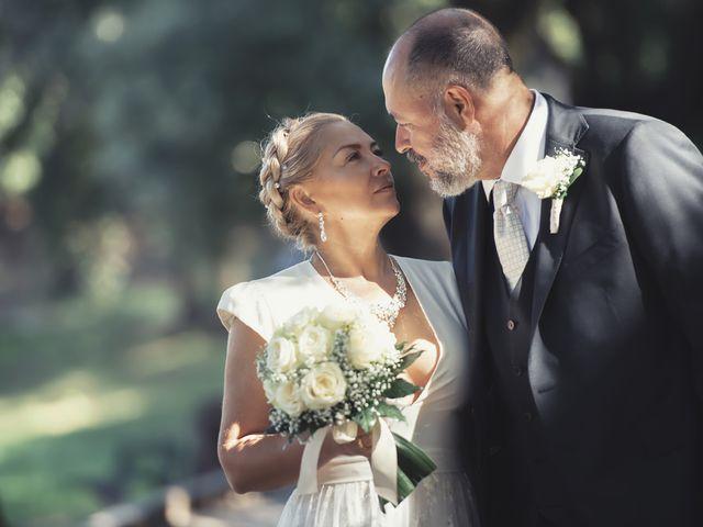 Le nozze di Iryna e Carlo
