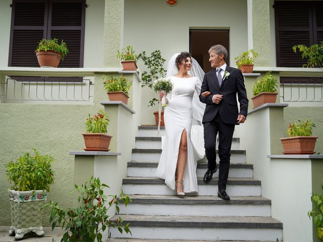 Il matrimonio di Gianluca e Gloria a Vigevano, Pavia 19