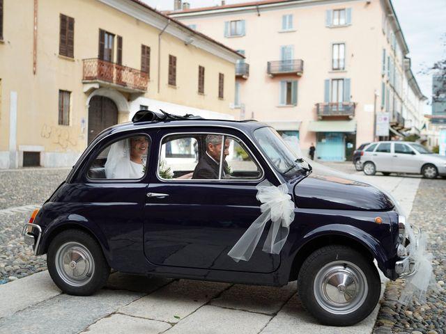 Il matrimonio di Gianluca e Gloria a Vigevano, Pavia 22