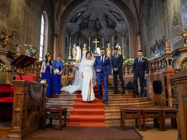 Il matrimonio di Gianluca e Gloria a Vigevano, Pavia 28