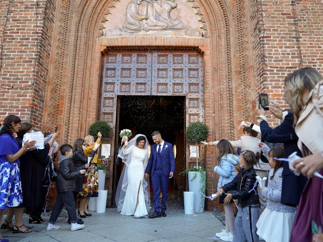Il matrimonio di Gianluca e Gloria a Vigevano, Pavia 30