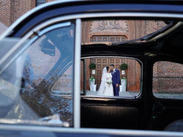 Il matrimonio di Gianluca e Gloria a Vigevano, Pavia 32