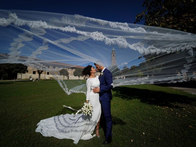 Il matrimonio di Gianluca e Gloria a Vigevano, Pavia 38