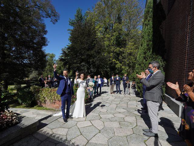 Il matrimonio di Gianluca e Gloria a Vigevano, Pavia 43