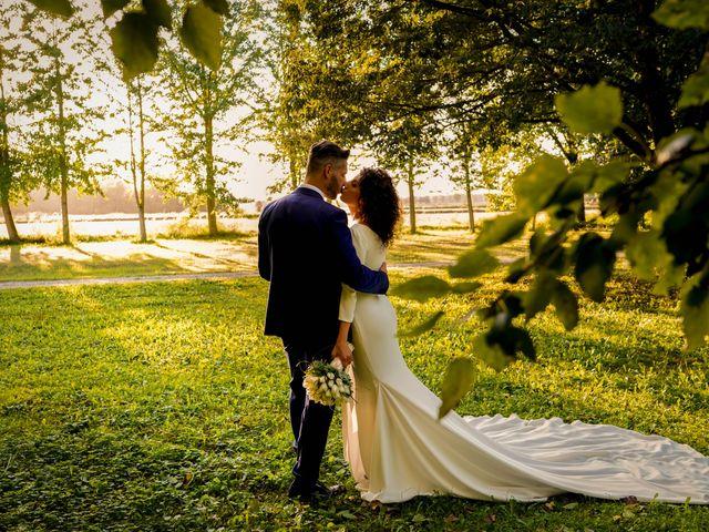 Il matrimonio di Gianluca e Gloria a Vigevano, Pavia 54