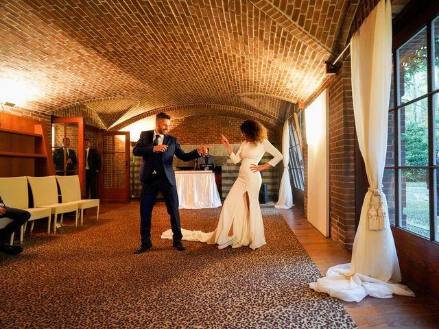 Il matrimonio di Gianluca e Gloria a Vigevano, Pavia 56