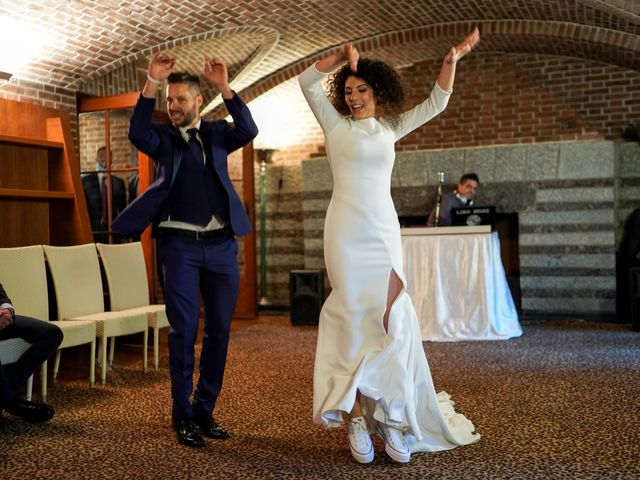 Il matrimonio di Gianluca e Gloria a Vigevano, Pavia 57
