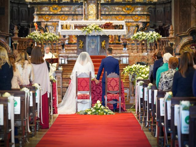 Il matrimonio di Gianluca e Gloria a Vigevano, Pavia 29
