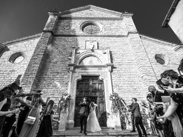 Il matrimonio di Flavio e Sara a Rieti, Rieti 9