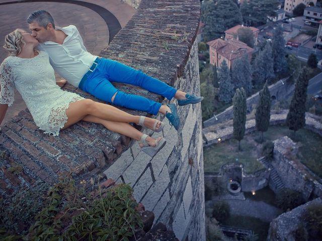 Il matrimonio di Paolo e Michela a Lonato del Garda, Brescia 6
