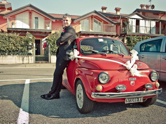 Il matrimonio di Paolo e Michela a Lonato del Garda, Brescia 19