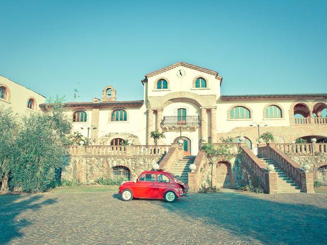 Il matrimonio di Paolo e Michela a Lonato del Garda, Brescia 33