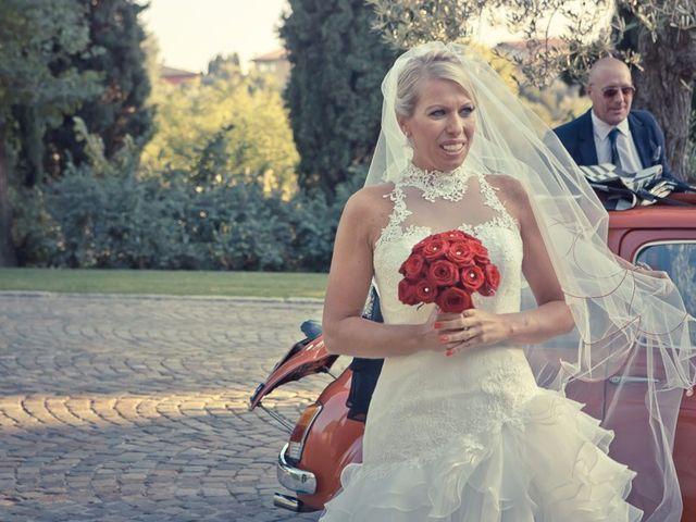 Il matrimonio di Paolo e Michela a Lonato del Garda, Brescia 35
