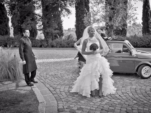 Il matrimonio di Paolo e Michela a Lonato del Garda, Brescia 36