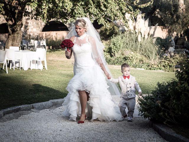 Il matrimonio di Paolo e Michela a Lonato del Garda, Brescia 37