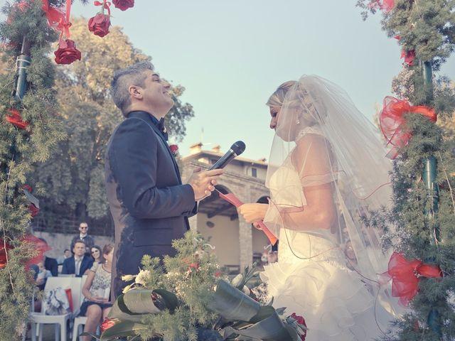 Il matrimonio di Paolo e Michela a Lonato del Garda, Brescia 40