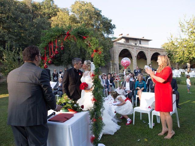 Il matrimonio di Paolo e Michela a Lonato del Garda, Brescia 45