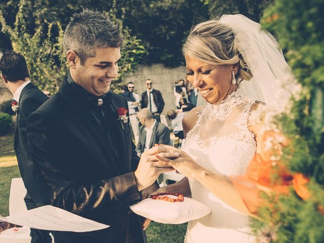 Il matrimonio di Paolo e Michela a Lonato del Garda, Brescia 46
