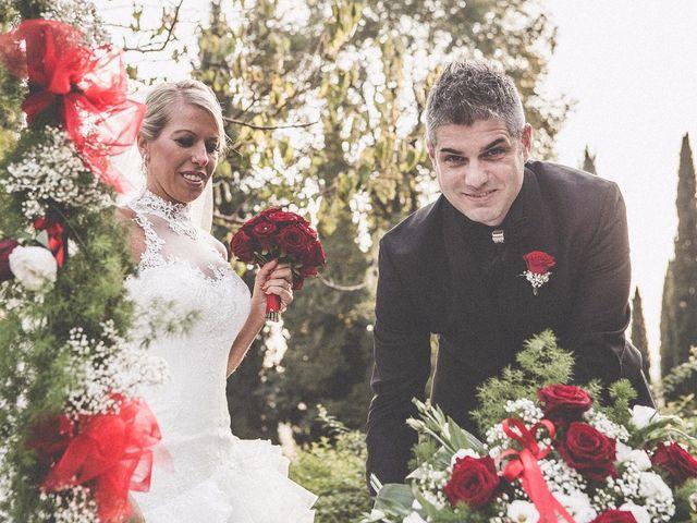 Il matrimonio di Paolo e Michela a Lonato del Garda, Brescia 53
