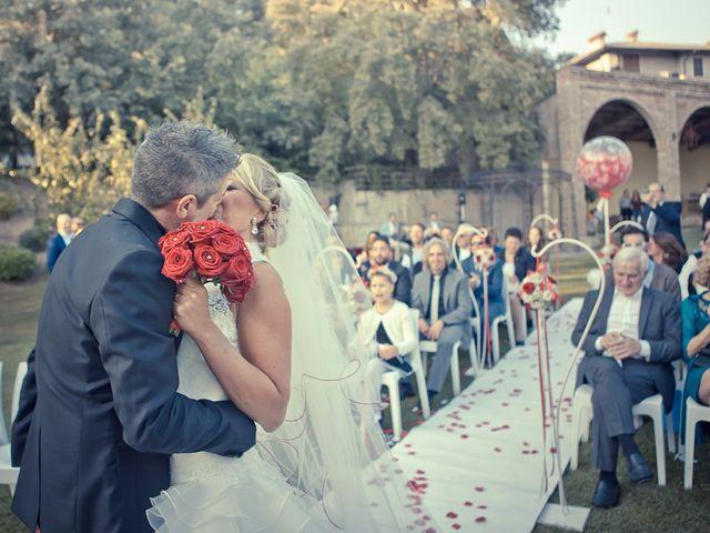 Il matrimonio di Paolo e Michela a Lonato del Garda, Brescia 58