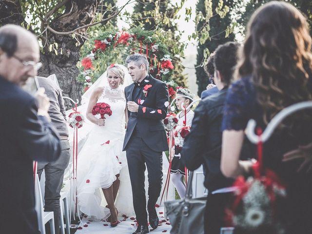 Il matrimonio di Paolo e Michela a Lonato del Garda, Brescia 59