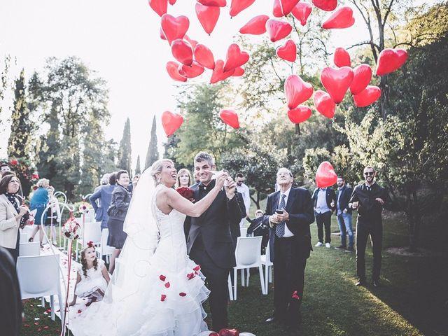 Il matrimonio di Paolo e Michela a Lonato del Garda, Brescia 62