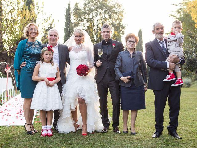 Il matrimonio di Paolo e Michela a Lonato del Garda, Brescia 67